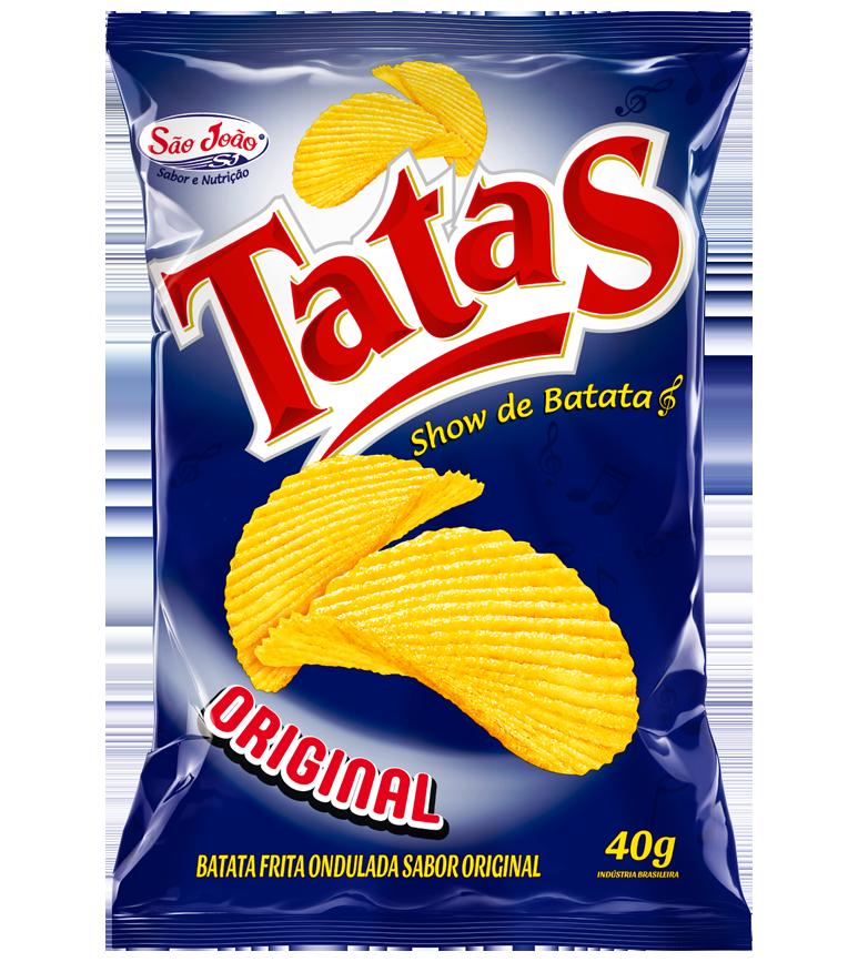 batata chips original